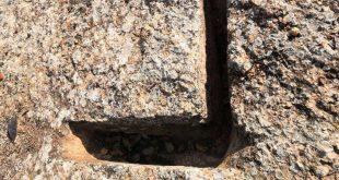 صورة علامات الذهب المدفون , كيف تعرف مكان دفن الذهب