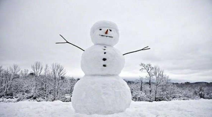 صور رجل الثلج , طريقة صنع رجل الثلج - مشاعر اشتياق