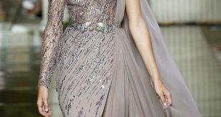 اخر صيحات الموضه فساتين سهره , احدث موديلات لفساتين السهرة