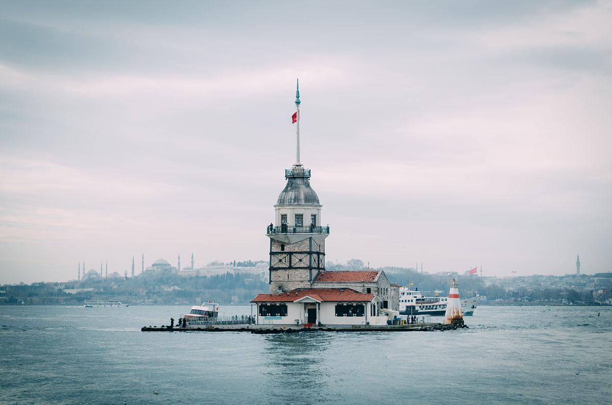 صورة برج البنات في اسطنبول , القصه الماساويه لبرج الفتاه باسطنبول