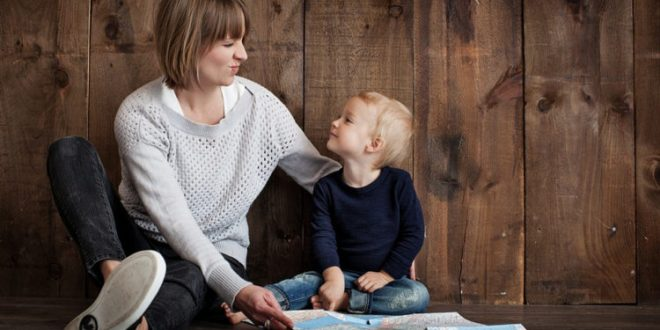 صورة كيف تتعامل مع الاطفال , فن التعامل مع الاطفال
