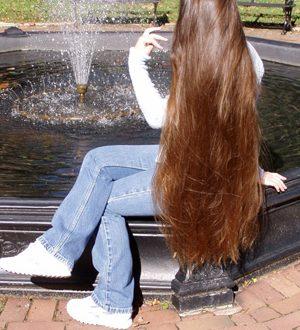 صور تفسير الشعر الطويل في الحلم لغير المتزوجه , الشعر الطويل معناه طول العمر