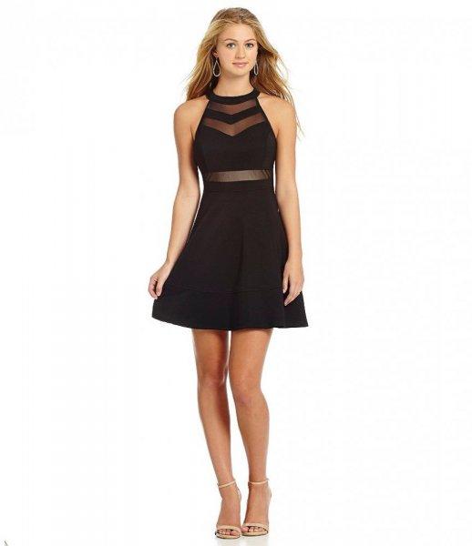 صورة اجمل الفساتين القصيرة , صور روعه لفساتين قصيرة