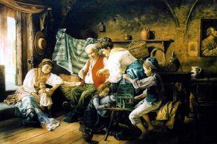 صورة لوحات زيتية معبرة , صور متميزه للوحات زيتيه