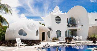 صور اجمل البيوت في العالم بالصور , تصميمات منازل بطرق خيالية