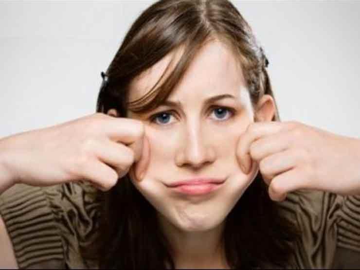 صورة علاج نحافة الوجه , الحصول علي خدود مليانه وورديه