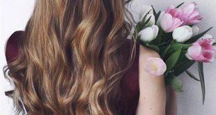صور تسريحات خفيفة للشعر الطويل , اظهرى سحر شعرك الطويل باسهل التسريحات