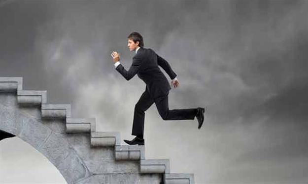 صورة رؤية الدرج في المنام , حلم السلالم في المنام