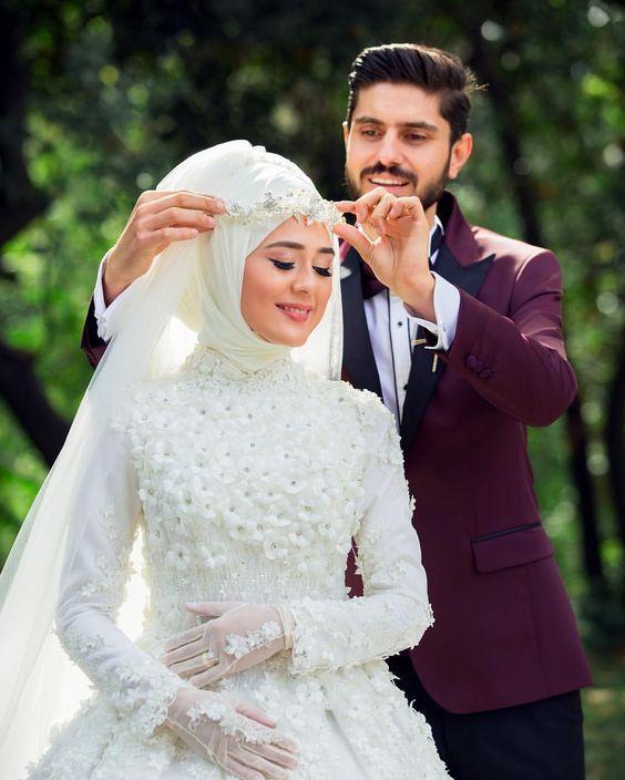 صورة صور اجمل عروسين , احلي صور لليله العمر
