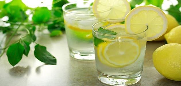 صور فوائد شرب الليمون , اسرار وعجائب شرب الليمون