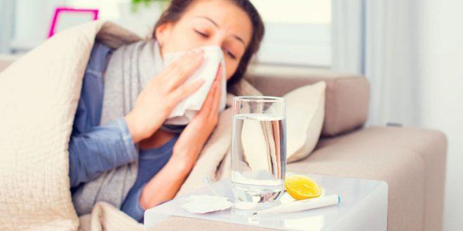 صورة علاج انفلونزا بالاعشاب , اتخلصي من الانفلونزا بدون الذهاب للطبيب