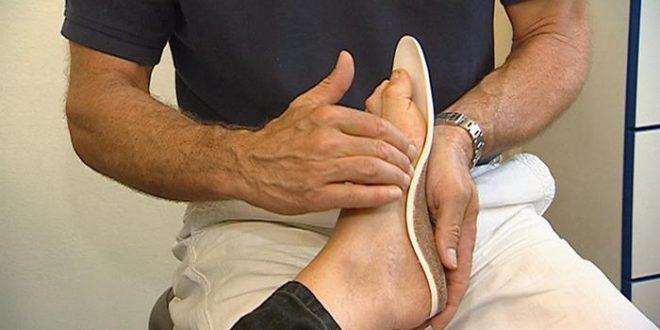 صور علاج الشوكة العظمية بالكعب , طريقة سهلة لازالة شوكة العظمية من القدم