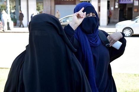 صورة المنقبات في المغرب , كل شيئ عن النقاب في المغرب