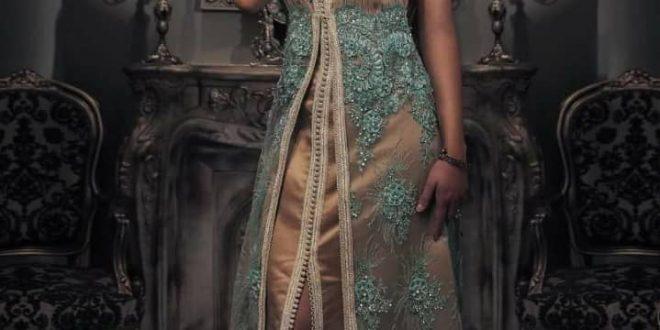 صور ملابس جزائرية 2019 , اروع لباس جزائري عصري