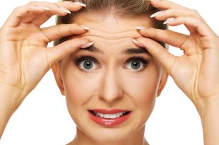 صورة وصفة لتجاعيد الوجه , اسهل طريقة لازالة تجاعيد الوش