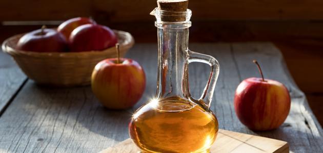 صورة هل خل التفاح مفيد للشعر , خل التفاح و علاقته بالشعر