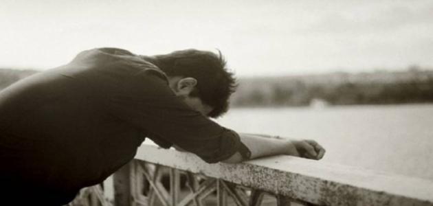 صورة صور وكلام حزين , الحزن يبنى قبورا