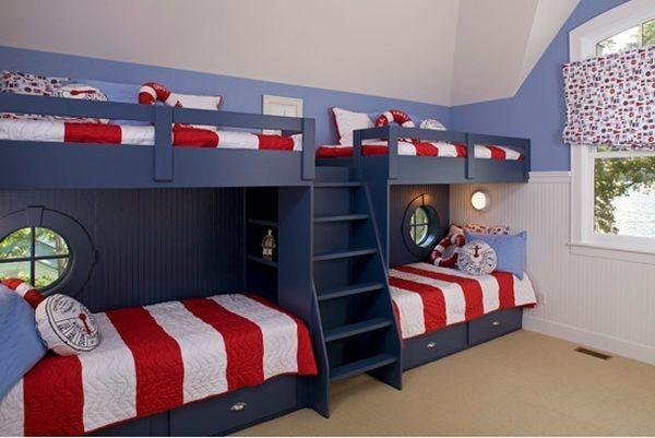 صورة تصميمات سراير اطفال , لديك غرفة خاصة عندي يا فتى