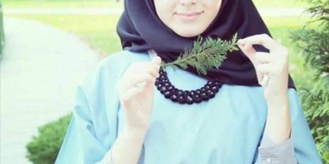 صورة صور بنات محجبات على الموضة , اخر صيحة للحجاب