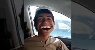 مقاطع ضحك قصيره , الب علي الفيس بوك في الفيديو