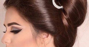 صورة احدث صور تسريحات , شكل شعرك مهم اعتني بيه