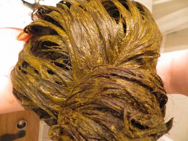 صورة تفسير حلم الحناء على الشعر , تعالو شوفوا ماذا قالو المفسرين
