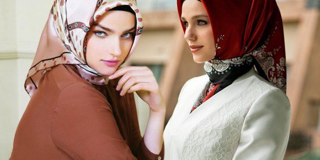 صورة تالقي بافضل لفات الشال التركي,لفة شال تركي, لفات شال تركي