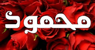 صورة اسم محمود بالصور , تميز وافتخر باسمك معنى وصوره