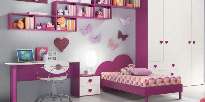 صورة غرف نوم اطفال مودرن , غرفة ابنك حياته الخاصة
