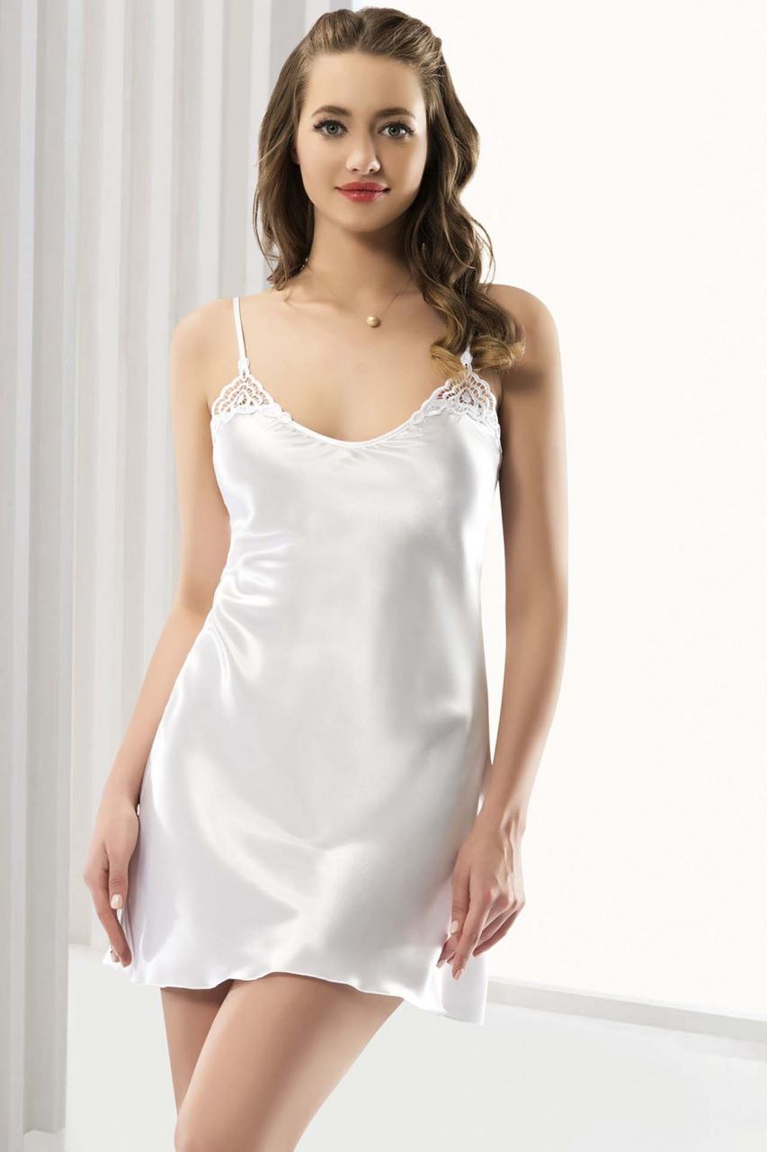 صورة صور بنات لابسه قمصان نوم , شوفي موديلات جديدة لقمصان النوم