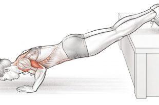 صورة انواع تمارين الضغط , نوع فى ممارسة تمارين الضغط