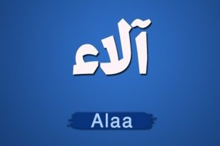 صورة صور اسم الاء , من الاسماء المنتشرة فى البلاد العربية