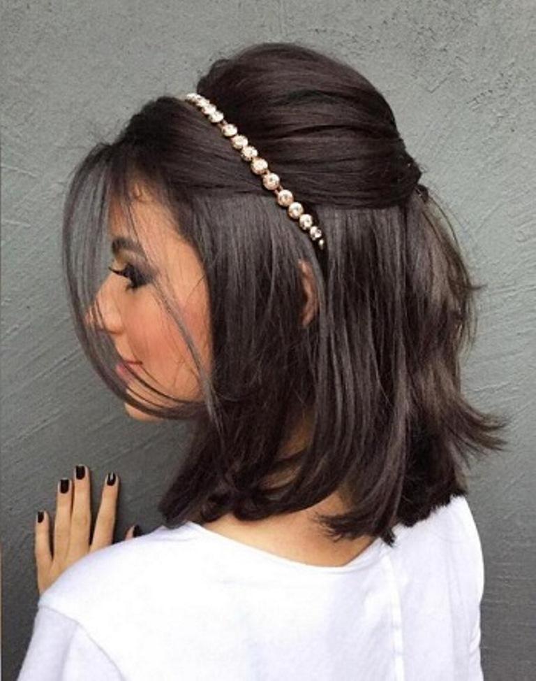 صورة صور تسريحات الشعر القصير , جددي من شكل شعرك القصير باستمرار 3815 3