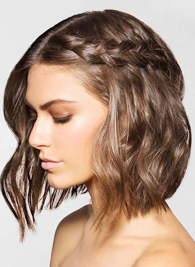 صورة صور تسريحات الشعر القصير , جددي من شكل شعرك القصير باستمرار 3815 4