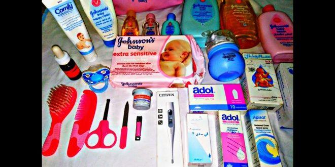 صورة اغراض المولود الجديد بالصور , كل ما تحتاجيه لطفلك هنا