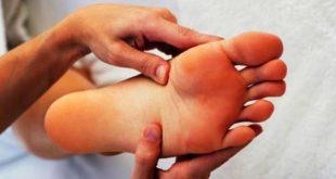 صورة سبب حرارة القدمين , تعرف على الاسباب والعلاج ولا تقلق