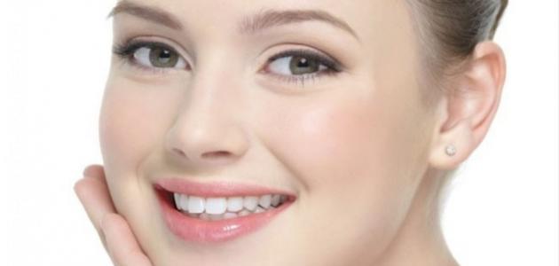 صورة كيف اسمن وجهي النحيف , وجهك يدل على جمالك وصحتك