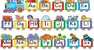 صورة الحروف الانجليزية بالصور , تعليم الحروف الانجليزية للاطفال