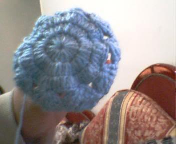 صورة طريقة عمل قبعة كروشيه , اعملي لطفلك قبعة كورشيه 3682 4