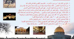 صورة معلومات عن المسجد الاقصى , ماذا تعرف عن المسجد الاقصي