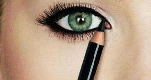 صورة تكحيل العين في المنام , رمز الكحل فى الحلم