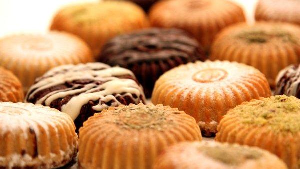 صورة كعك الشيف حسن , اتعلمي اسهل طرق الكعك قبل العيد