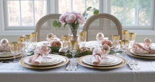 صورة صور مائدة طعام , افكار رائعة لتزيين مائدة الطعام