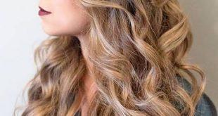 صورة صور تسريحات شعر جميله , تسريحات مميزة لاطلالة ساحرة