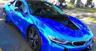 صورة السيارة الزرقاء في المنام , ابشر بالخير والبركه والمال الوفير