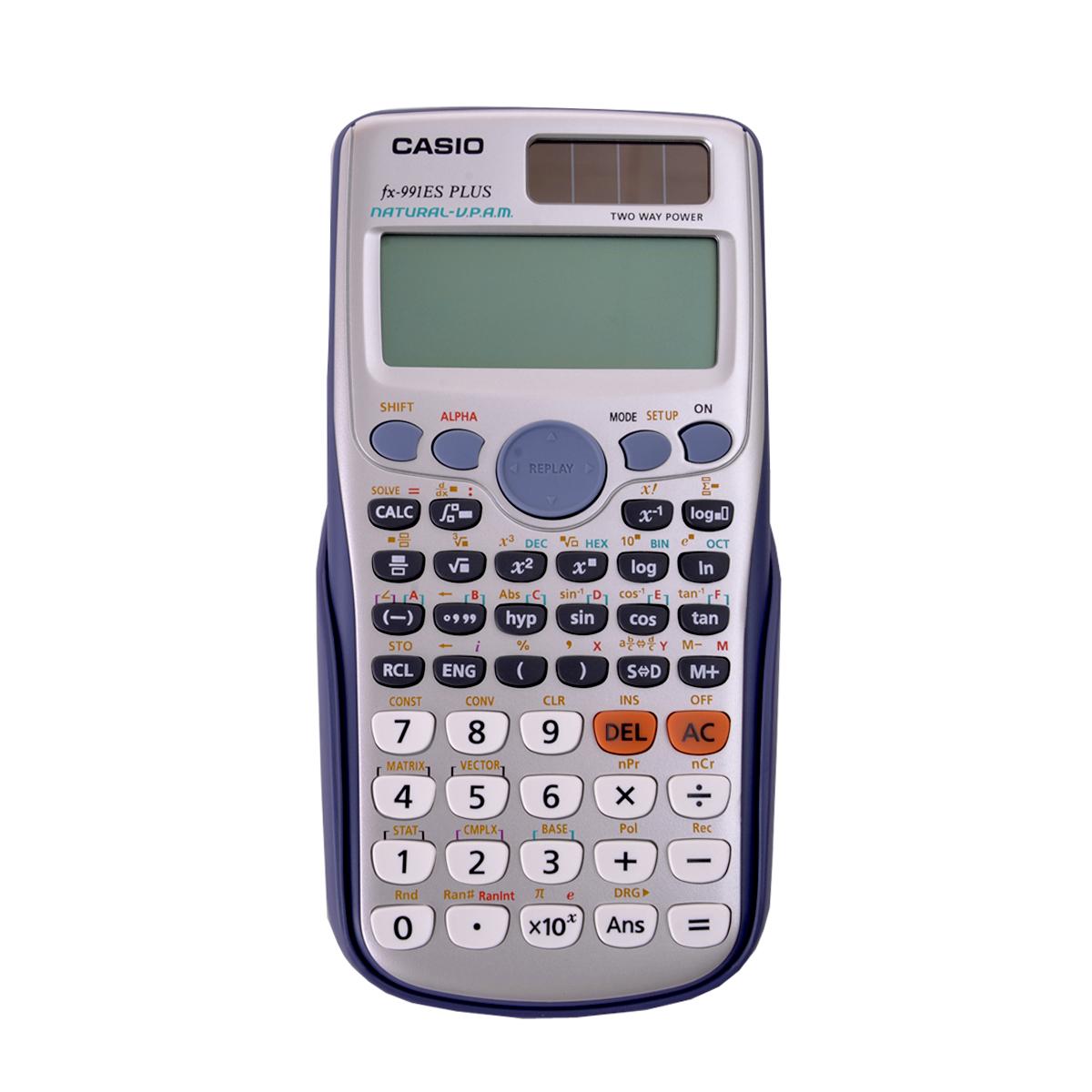 صورة شرح طريقة استخدام الالة الحاسبة fx 991es , طريقة استخدام الالة الحاسبة fx 991es