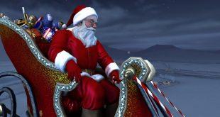 صورة هدايا سانتا كلوز للاطفال,اجمل صور بابا نويل