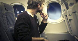 صورة يا من رايت انك تركب الطائرة في منامك ابشر , تفسير حلم سفر بالطائرة