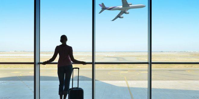 صورة علاقة حلم السفر بالطائرة بتاخر الحمل , السفر في المنام للمتزوجه