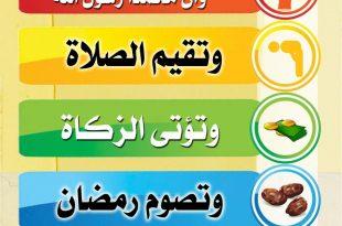 صورة اركان الاسلام , ما هو الدين الاسلامي